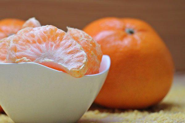 orange - vitamin c